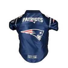 New England Patriots NFL Little Earth Production Dog Pet Premium Jersey BIG DOG