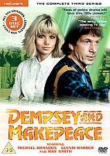 Dempsey and Makepeace - Series 3 - Complete (DVD, 2006, 3-Disc Set)