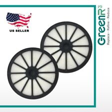 2x GreenR3 HEPA Replacement Air Filters Vacuum Cleaners For Bissell 203-1473