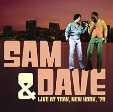 Sam and Dave - Live At Trax New York 79 [CD]