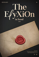 [PRE-ORDER] EXO-'PLANET #4 The ElyXiOn in Seoul DVD'+POSTER+TRACKING NUM, SEALED