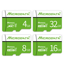 Real 4GB 8GB 16GB Class 10 Micro SD TF Flash Memory Card for Camera Mobile Phone