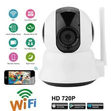 HD 720P Wireless IP Camera Home CCTV Security System Network Night Vision WiFi