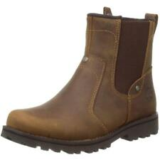 Timberland Asphalt Trail Chelsea Brown Leather Junior Chelsea Boots