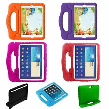 Kids EVA Shock Proof Handle Stand Case Cover For Samsung Tab 4 T580 10.1 inch QZ