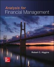 Analysis for Financial Management by Robert C. Higgins (2015, Paperback)