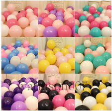 "10"" Colorful Pearl Latex Balloons Celebration Party Wedding Birthday PUMP FREE"
