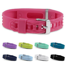 Checked Replacement WristBand With Buckle For Fitbit Flex Strap Band Bracelet
