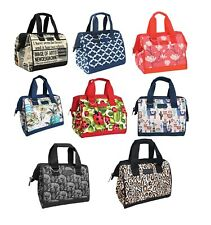 NEW SACHI INSULATED LUNCH BAG Tote Storage Container Carry Strap Leak Proof