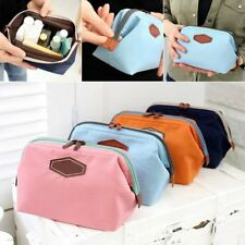 Multifunction Purse Box Travel Makeup Cosmetic Bag Toiletry Case Pouch Organizer