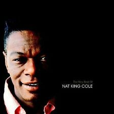 The Very Best of Nat King Cole [Capitol] Nat King Cole (CD)  NEW & SEALED PROMO