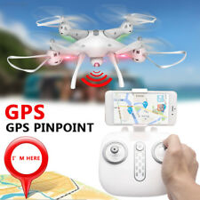 56B2 2.4G 4CH 6-Axis 2MP Drone 12 Min GPS One Key Landing Speed Adjustable