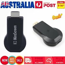 1080P Mirascreen WiFi Display Receiver AV TV Dongle Miracast Lot For Andriod iJA