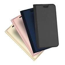 For Samsung Galaxy Note 8 S8 Plus Flip Leather Case Card Slot Wallet Stand Cover