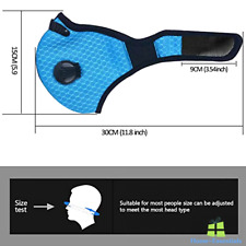 Respirator Mask Dust Proof Half Face Filtered Activated Carbon Protection Masks