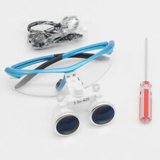Clinic Surgical Loupes 3.5X Magnification Binocular Medical Magnifier For Dental