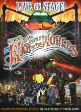The War Of The Worlds Live (DVD, 2006)