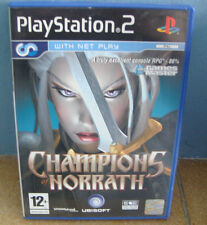 Champions of Norrath (Sony PlayStation 2, 2004) - European Version