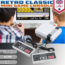 500/620 Games in 1 Classic Mini Game Console for Retro TV AV Gamepads Nintendo G