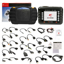 New Master MST-3000 Motorcycle Scanner MotorBike Electronic Diagnostic Code Tool