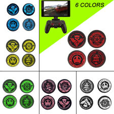 4Pcs Analog Joystick Thumb Stick Grips Cap Covers for PS4 Xbox One Controller