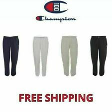 Champion Mens Reverse Weave Sweatpant w/  Pockets Pants Athletic S-3XL RW10