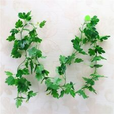 Artificial Ivy hanging Artificial Plants Green Monstera Garland Plants Vines