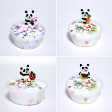 Panda Beads Slime Clay Sludge Toy Kids Adults Stress Relief Plasticin Toys Gifts