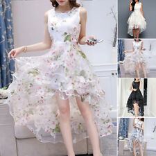 Summer Dress Women's Ladies Sleeveless Lace High Quality Accessories Brand New