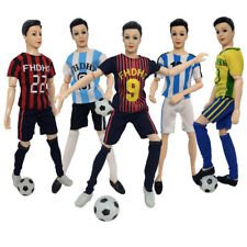 Fashion Dolls Dress Up Football Clothes Doll Accessories Handmade Clothing US
