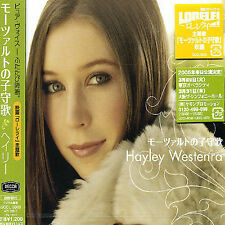Mozart's Lullaby [Single] by Hayley Westenra (CD Japan Import with OBI)New Seale