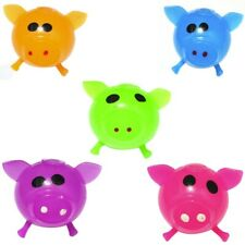 1Pcs Jello Pig Cute Anti Stress Splat Water Pig Ball Vent Toy Venting Sticky USA