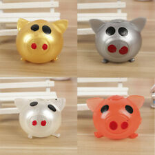 1Pc Jello Pig Cute Anti Stress Splat Water Pig Ball Vent Toy Venting Sticky Pig