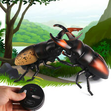 Children Tricky Toys Infrared Induction Electric Remote Control Beetle Toy Gifts