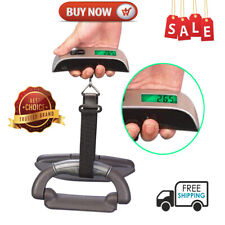 Suitcase Wight EASY FOR FLIGHT hanging luggage scale digital 50kg Travel Scale