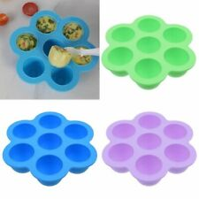 7 Holes Egg Bites Mold Silicone for Instant Pot Instant Pot Accessories Fit