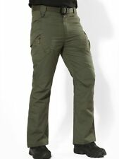 IX9 City Tactical Cargo Pants Men Army Military Style Trousers Men's Quick Dry