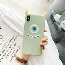 Silicone Monsters University Phone Case Cover For iPhone X XS Max XR 6 7 8 Plus