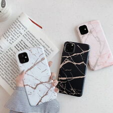 Glossy Marble Pattern Soft Silicone Case Cover For iPhone 11 Pro Max XR XS 7 8 6