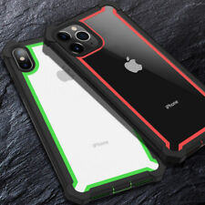 For iPhone 11 Pro Max XS XR 8 7 6 Luxury Shockproof Hybrid Hard Phone Case Cover