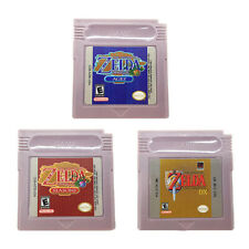 The Legend of Zelda Nintendo GBC Game Series Video Game Cartridge Console Card