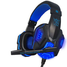 Stereo Wired Gaming Headset Headphones w/Mic for PC/PS4/XBOX ONE Nintend Switch&