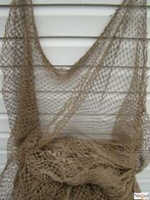 Authentic Used Fishing Net ~ Vintage Fish Netting Decor