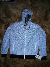 CCC Men's Hooded Windbreaker Jacket~M,L,XL,2XL~$50~NWT