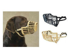BASKET MUZZLES for DOGS  7 Sizes, 2 Colors, Low, Low Prices! FREE SHIPPING ! NWT