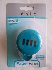 Tonic Border Punch fits System or use Alone