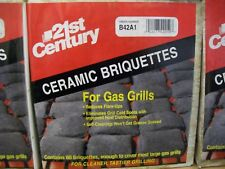 21st Century Ceramic Briquettes for Gas Grills
