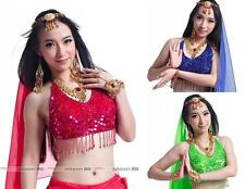 Brand New Sexy Belly Dance Bead Bra Top 11 Color #B