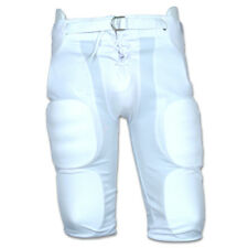 Youth Snap Football Pants White, Grey, or Black