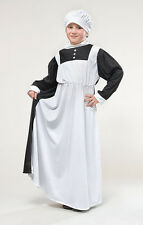 CHILD GIRLS FLORENCE NIGHTINGALE VICTORIAN EDWARDIAN FANCY DRESS 2 SIZES